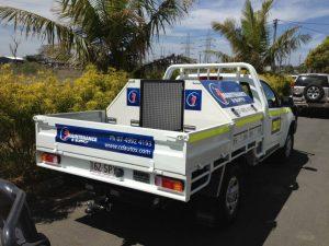 1 maintenance & supply truck