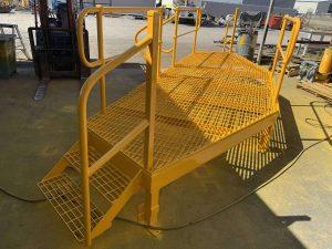 metal fabrication industrial equipment