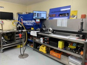 1 maintenance & supply calibration room