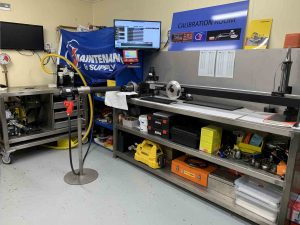 overall image of our calibration room 1 maintenace & supply