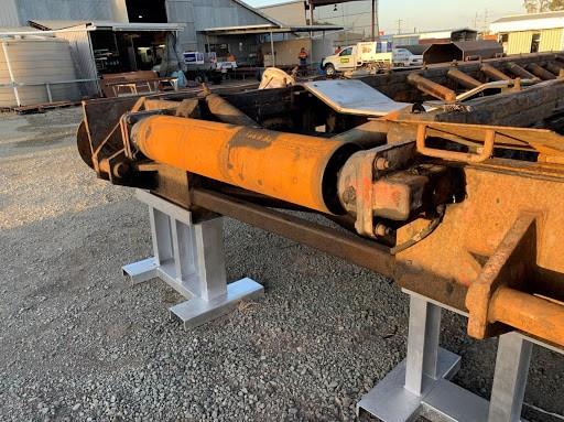 underground mining car equipment